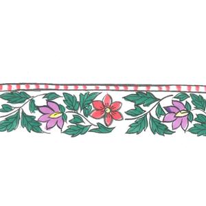 更紗紋(1)